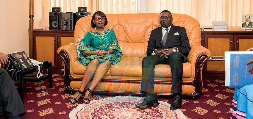 WHO Regional Director Hails Universal Health Programme