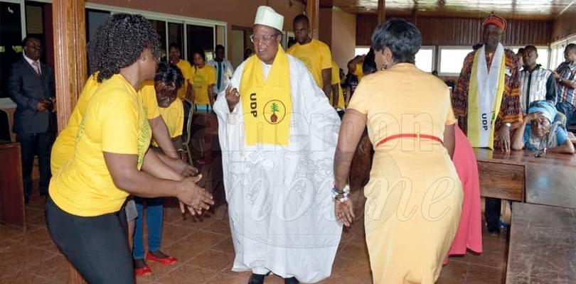 Image : Bamenda:  UDP Campaigns For President Paul Biya