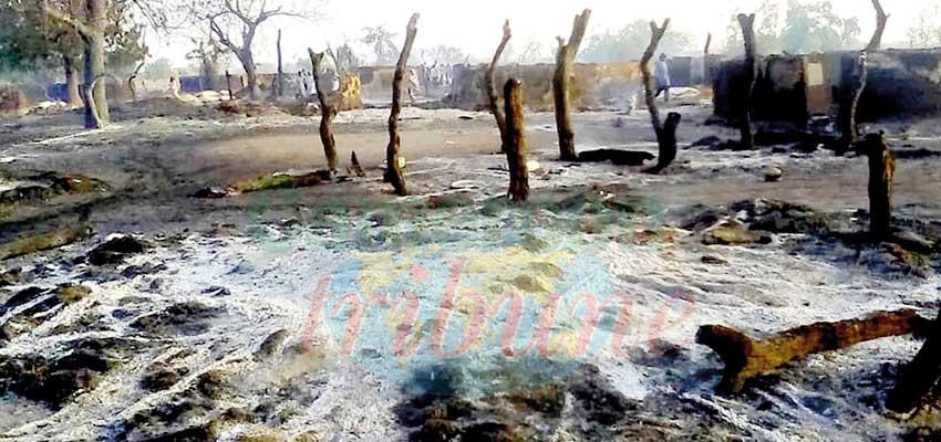 Kaï-kaï: un quartier réduit en cendres