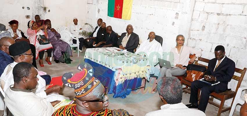 L'UDC souhaite un retour rapide à la paix.
