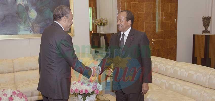 Image : Cameroun-Arabie Saoudite: front commun contre le terrorisme