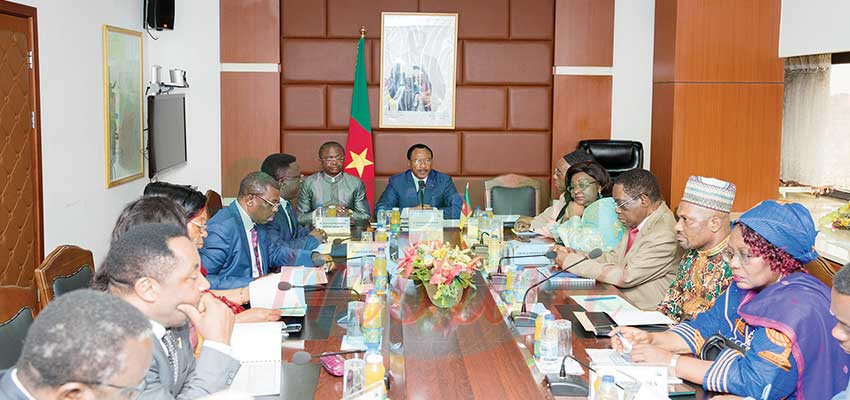 North West, South West Roads: Parliamentarians Meet Public Works Minister