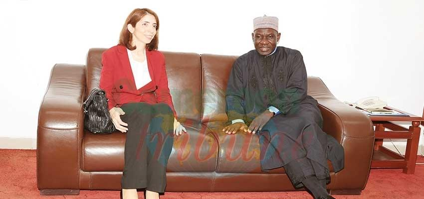 Image : Cameroun-Turquie:  le Minepat et l'ambassadeur de Turquie au Cameroun évalue la coopération