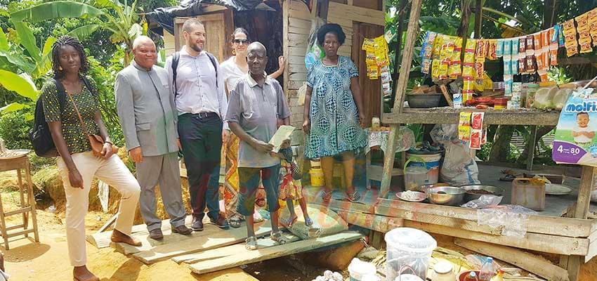 Filets sociaux: la Banque mondiale au contact des bénéficiaires