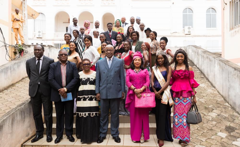 L'African Miss University of the World vise à promouvoir l'entrepreneuriat féminin.
