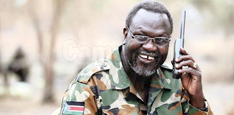 Soudan du Sud: Riek Machar boude l'accord de paix
