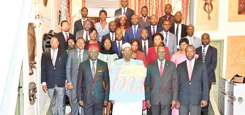 Protection of the Lake Chad Basin : Inter-ministerial Committee Evaluates Situation
