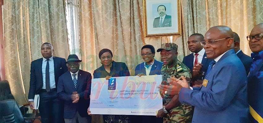 Institution de l'enfance de Betamba : l'appui des organismes humanitaires