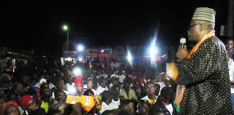 Ngaoundéré: Akéré Muna dans son « domicile » politique