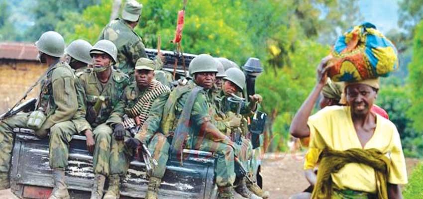 Image : Crimes sexuels au Kasaï: 38 suspects devant la justice militaire