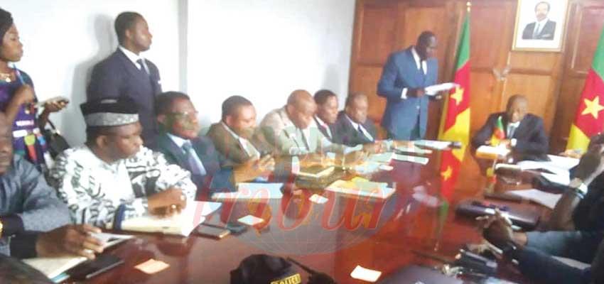 Grand dialogue national : l'onction des leaders religieux