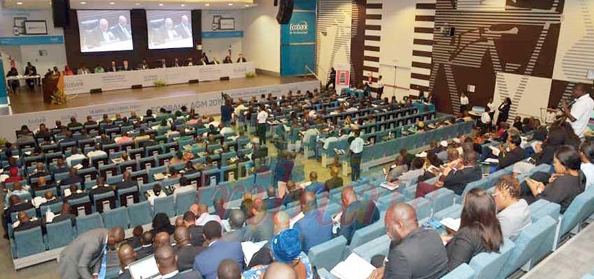 Ecobank Counts Its Achievements
