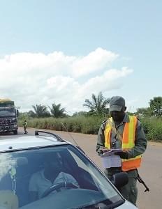 Sécurité routière: contrôle renforcés sur les principaux axes
