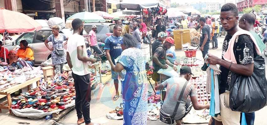 Image : Les occupants de l'Avenue du 27 août: Les occupants ont une semaine de sursis pour déguerpir
