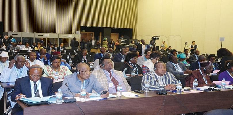 Image : Parlement panafricain: quitus sur les activités