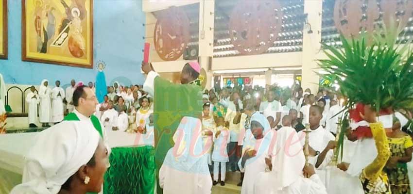 Crises socio-politiques : Mgr Samuel Kleda prône l'amour