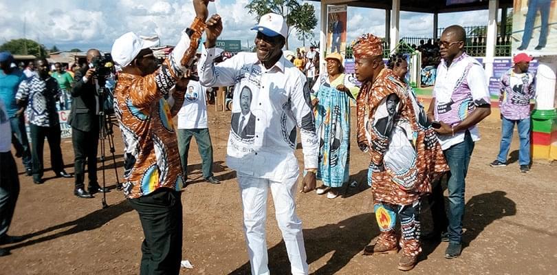 Image : Vallée-du-Ntem: kye-Ossi a déjà choisi son champion