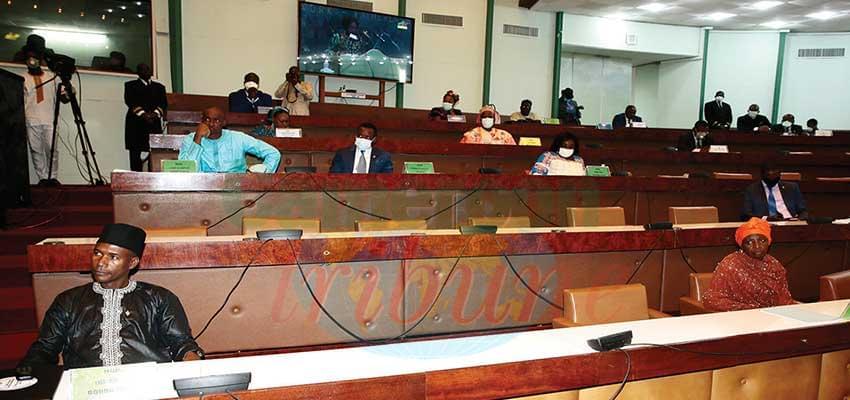 Assemblée nationale : absents, mais présents