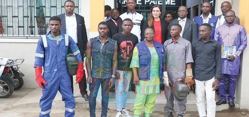 Cameroun-UE : anciens migrants en réinsertion