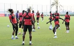 Cameroun-Ghana: les deux équipes déterminées à faire la décision