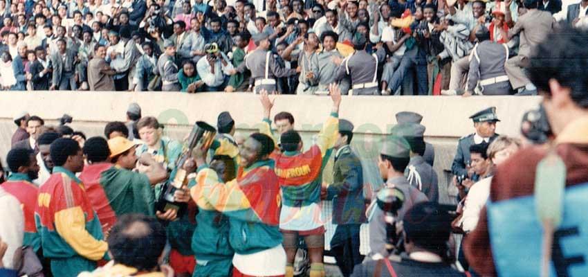 Victoire à la CAN 1988 : le goût de la gagne