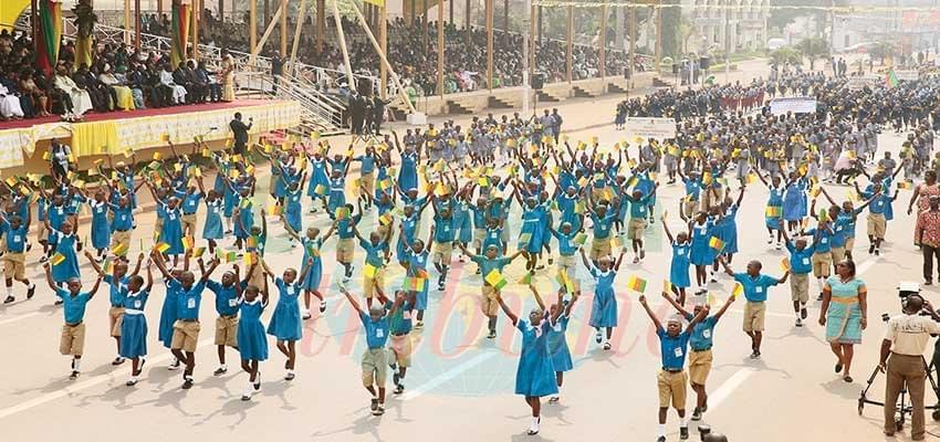 Image : Célébration du 11 février:  une jeunesse dynamique