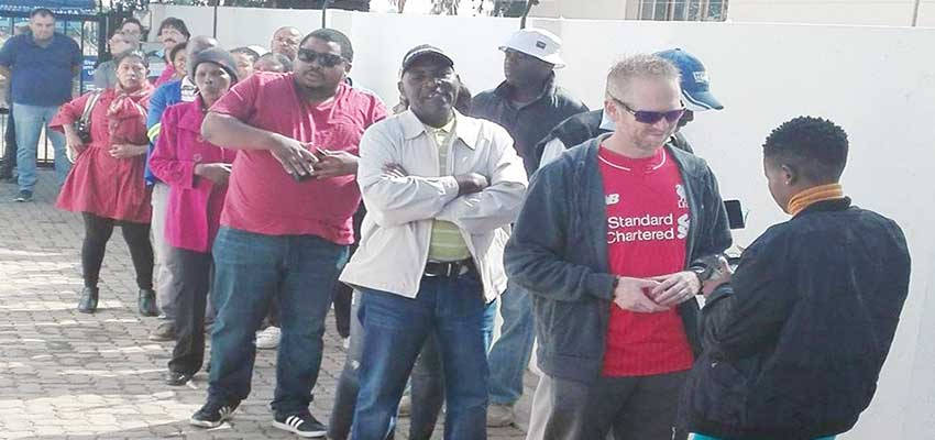 Afrique du sud: scrutin dans le calme