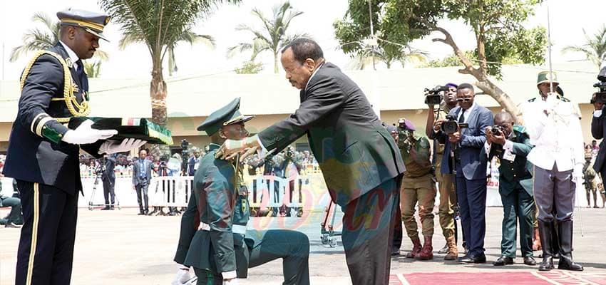 Promotion « Général de division Kodji Jacob » : 182 officiers prêts à servir