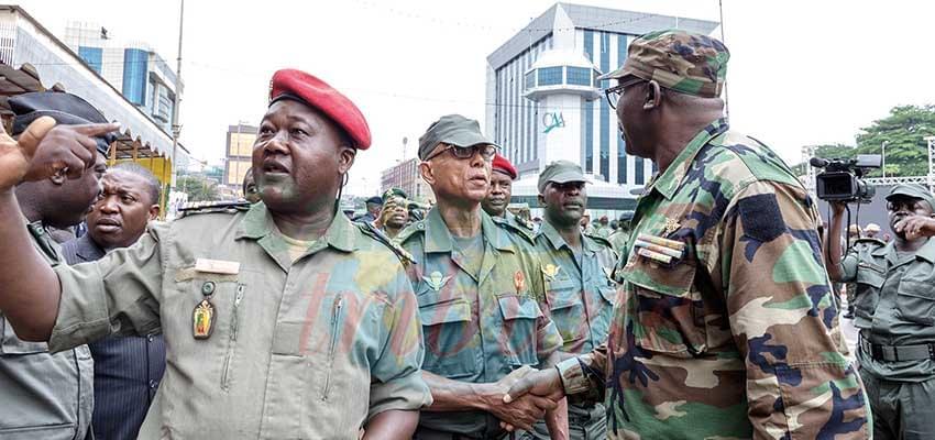 Répétition du défilé militaire: le détachement congolais au rendez-vous