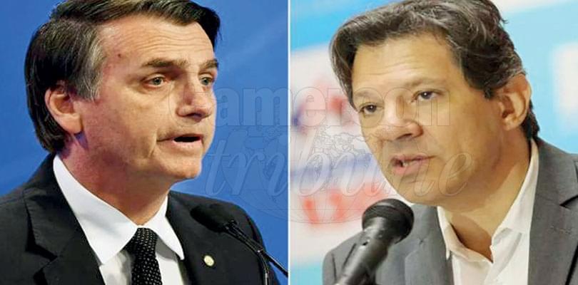 Image : Présidentielle au Brésil: Duel final