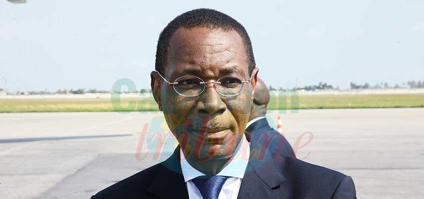 Jacques Alfred Ndoumbe Eboule de son vivant.