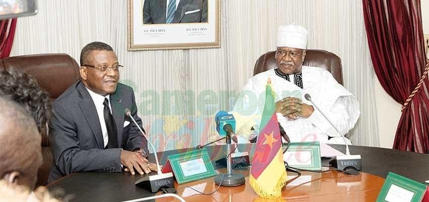Gouvernement du 4 janvier : l'équipe Dion Ngute au travail