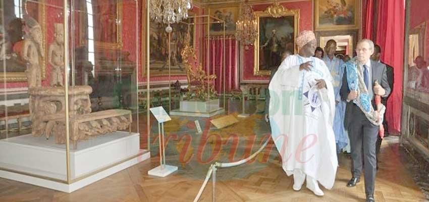 Image : Rapatriement des biens culturels: une opération très attendue