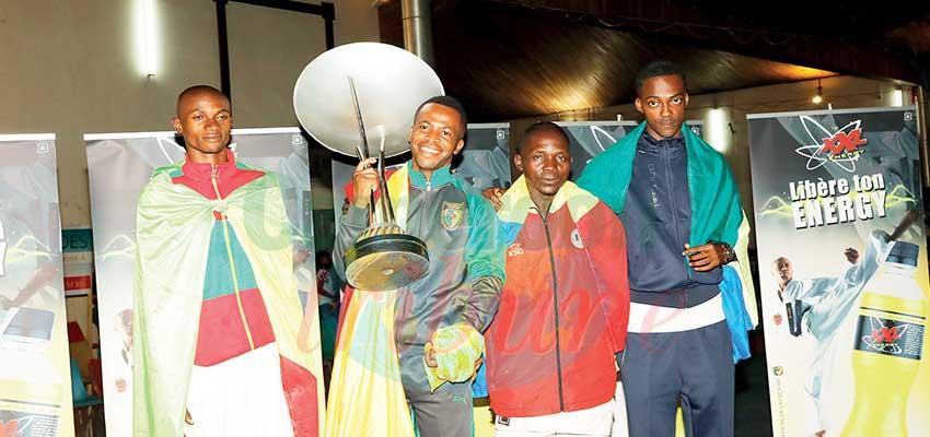 Championnats d'Afrique de Karaté: le Cameroun sacré champion