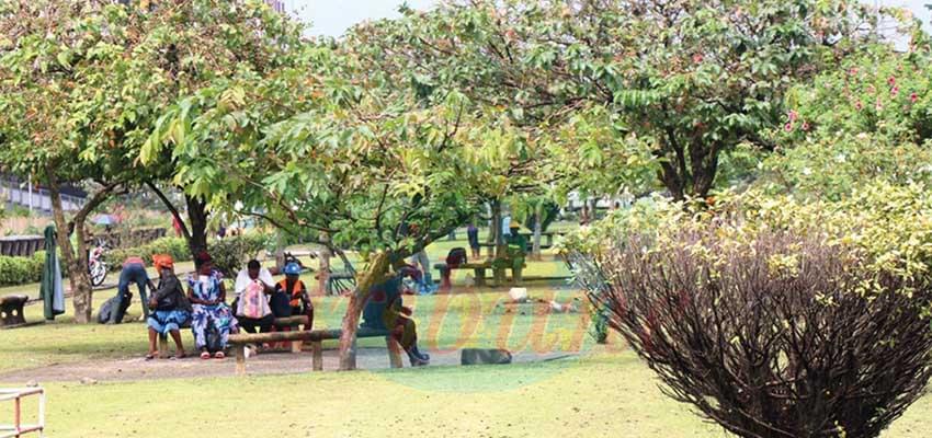 Pour des jardins publics toujours aussi bien entretenus.