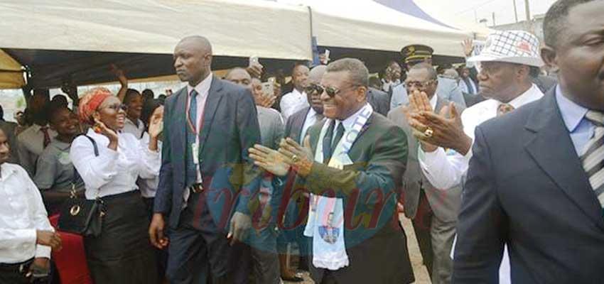 Ebolowa : le Premier ministre en renfort