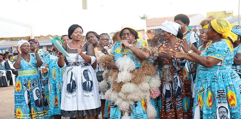 Image : Paul Biya: les ingrédients de la victoire