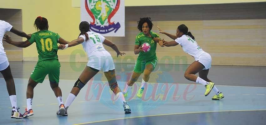 Image : CAN féminine de handball: Les lionnes veulent soigner leur classement