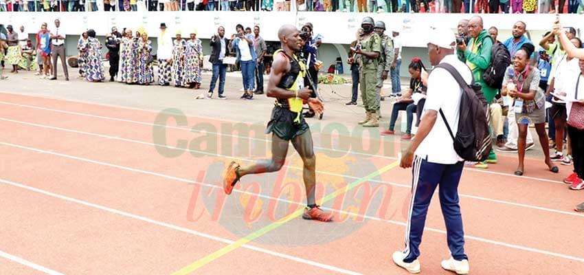 Course de l'Espoire: Eric Mbatcha et Tatah Carine tout en haut