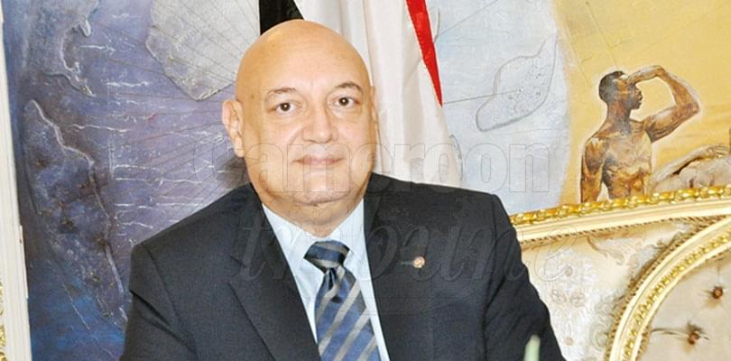 Image : «L'Egypte accueille les jeunes leaders»