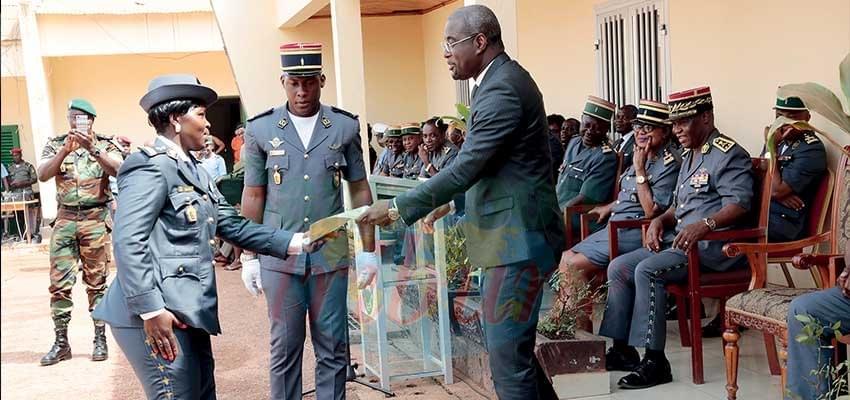 Image : Lutte antiterrorisme: des parchemins pour plus de 100 officiers