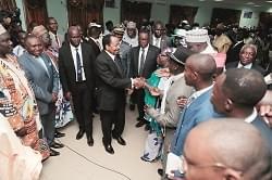 Image : Prestation de serment du président élu: rendez-vous au Palais...du vert