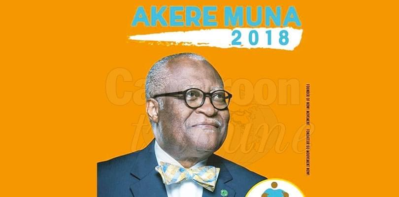 Image : Akere Muna: les contours de sa «nouvelle République»