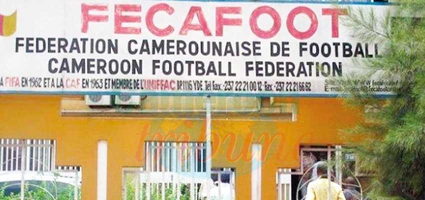 Image : Fecafoot: une dizaine de candidatures déposées