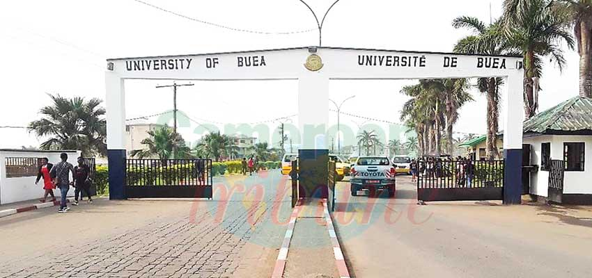 Gov'ts Achievements in NW/SW : Buea University, Mark of the New Deal