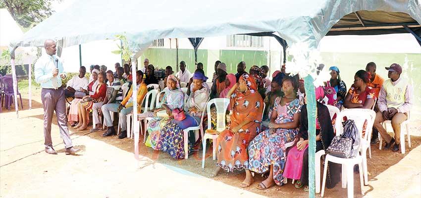 Adamaoua : le Fonds national de l'emploi sensibilise les chercheurs d'emplois