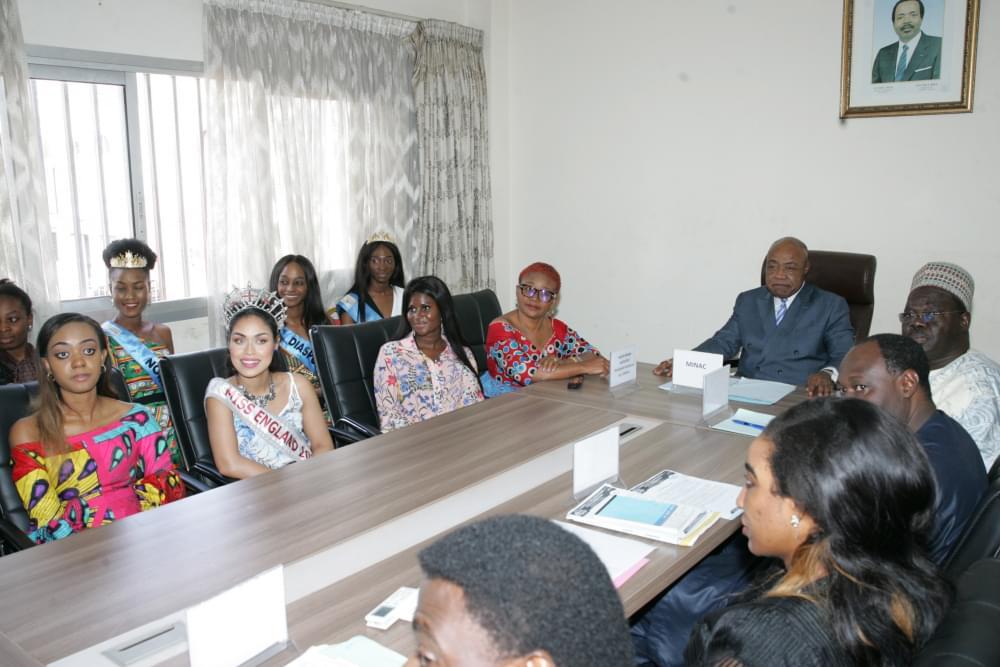 Miss Cameroun 2020 : dans l'effervescence !