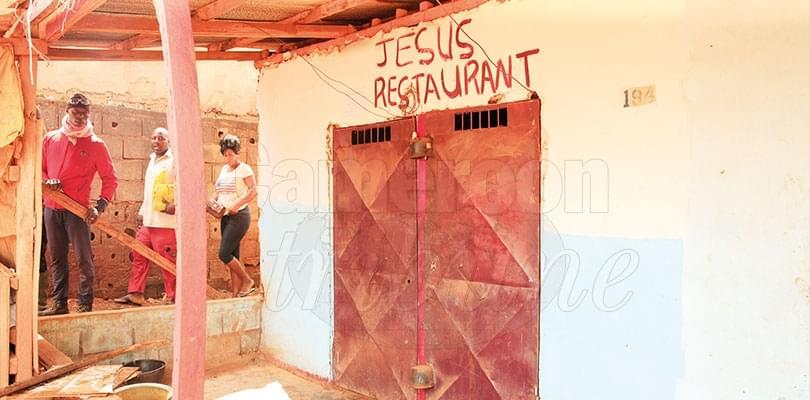 Image : Yaoundé: des restes humains dans un restaurant
