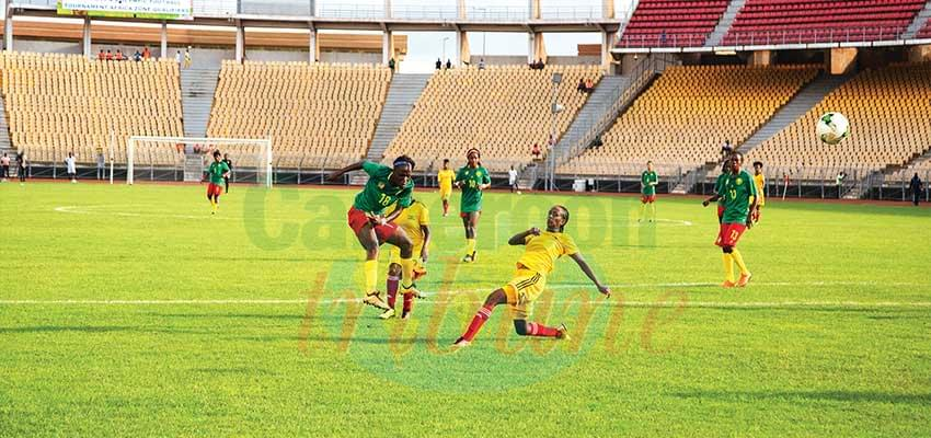 Lionesses are determined to win.
