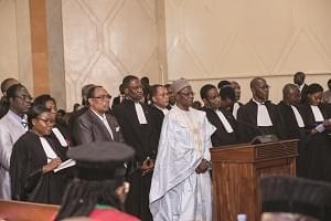 Image : Contentieux électoral: Maurice Kamto débouté
